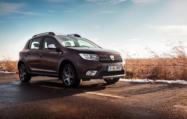Test drive Dacia Sandero Stepway facelift
