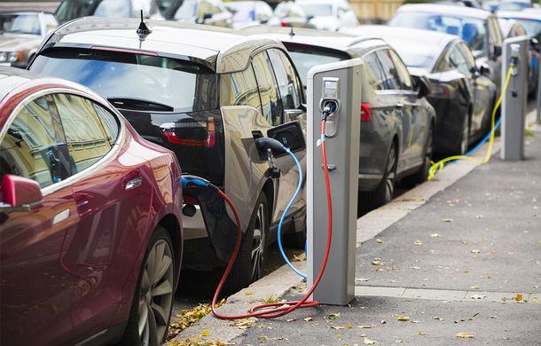 Norvegia, raiul electricelor: o treime dintre mașinile vândute în 2018 în statul scandinav au fost 100% electrice - Poza 1
