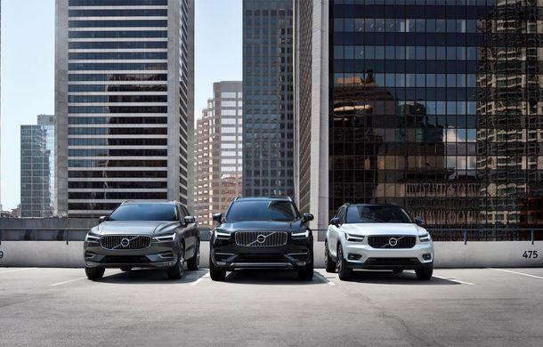 Vânzările Volvo, record istoric în 2018: peste 600.000 de unități la nivel global, iar XC60 a fost cel mai căutat model - Poza 1