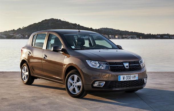 Dacia Sandero, cea mai vândută mașină pentru persoane fizice în Franța în 2018: modelul ocupă locul 5 în clasamentul general - Poza 1