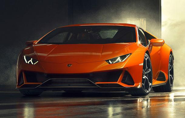 Lamborghini Huracan Evo, imagini și detalii oficiale: supercar-ul italienilor are direcție integrală și motor V10 de 640 CP - Poza 2
