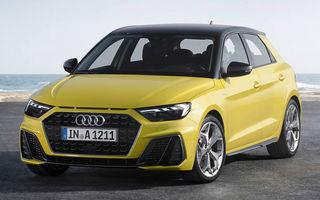 Prețurile noii generații Audi A1 în România: start de la 20.300 de euro