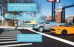 """Ford pregătește o nouă tehnologie wireless: sistemul va permite """"comunicarea directă"""" între mașini începând din 2022"""