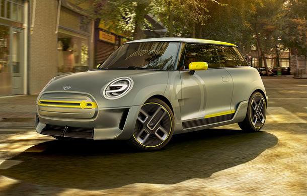 Mini plănuiește un hot hatch electric: viitorul Cooper S E ar urma să primească motorul de 184 CP al lui BMW i3 S - Poza 1