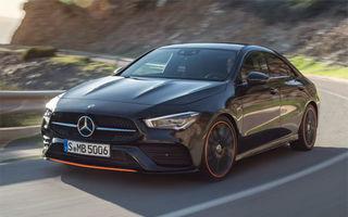 """Acesta este noul Mercedes-Benz CLA: a doua generație a modelului german, """"scăpată"""" pe internet înainte de prezentarea din Las Vegas"""