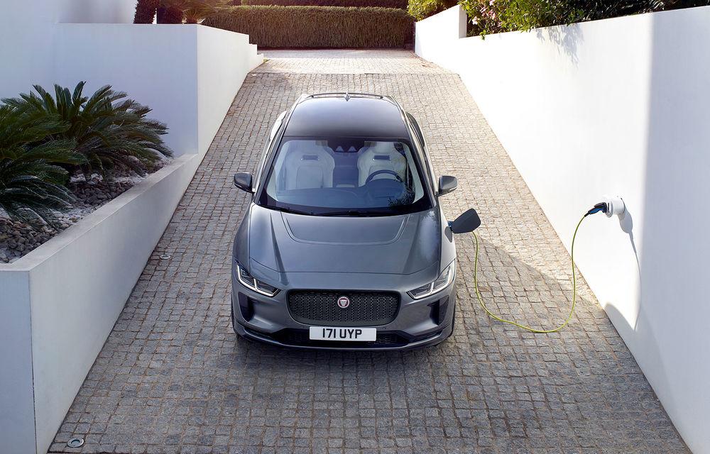 Electricele fac performanță în Olanda: SUV-ul Jaguar I-Pace a fost cel mai bine vândut model în decembrie 2018 - Poza 1