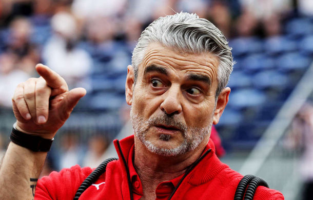Ferrari l-a concediat pe șeful Maurizio Arrivabene: italianul a fost înlocuit de directorul tehnic Mattia Binotto - Poza 1
