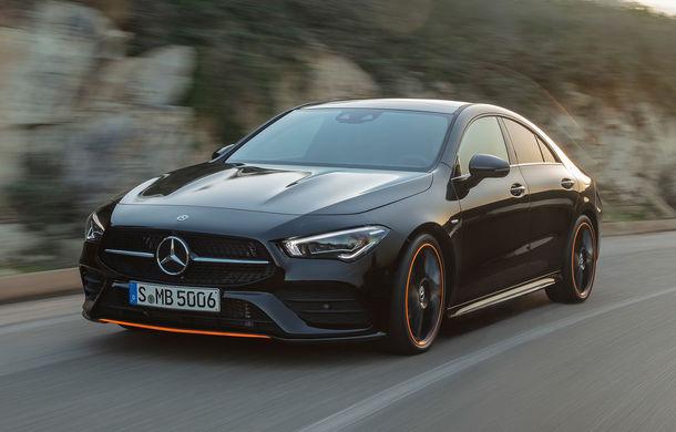 Noul Mercedes-Benz CLA: design revizuit, dimensiuni mai mari și sistem multimedia cu control prin gesturi - Poza 1