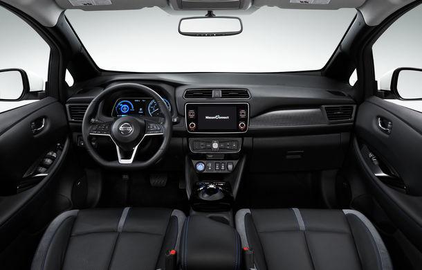 Nissan Leaf e+ Limited Edition: noua versiune are motor de 217 CP și autonomie de 385 km, dar este limitată la 5.000 de unități - Poza 10