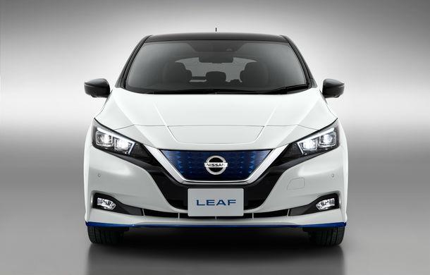 Nissan Leaf e+ Limited Edition: noua versiune are motor de 217 CP și autonomie de 385 km, dar este limitată la 5.000 de unități - Poza 4