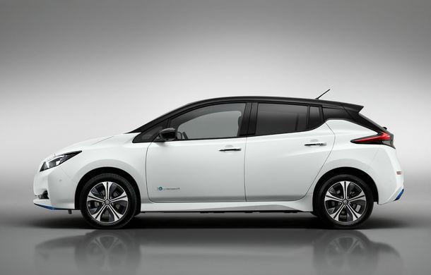 Nissan Leaf e+ Limited Edition: noua versiune are motor de 217 CP și autonomie de 385 km, dar este limitată la 5.000 de unități - Poza 5