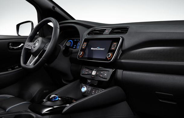 Nissan Leaf e+ Limited Edition: noua versiune are motor de 217 CP și autonomie de 385 km, dar este limitată la 5.000 de unități - Poza 11