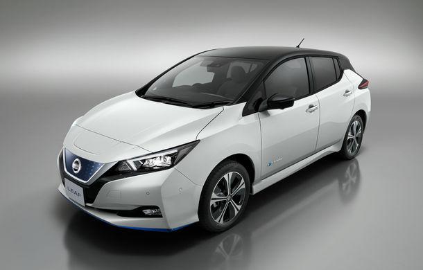 Nissan Leaf e+ Limited Edition: noua versiune are motor de 217 CP și autonomie de 385 km, dar este limitată la 5.000 de unități - Poza 3