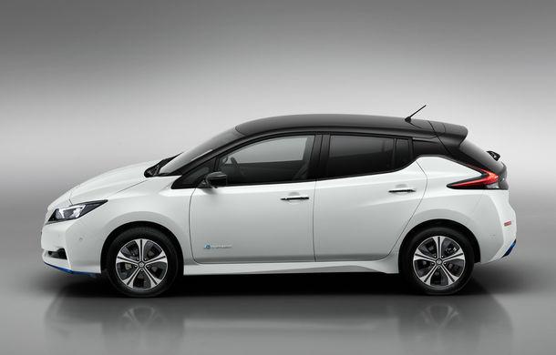 Nissan Leaf e+ Limited Edition: noua versiune are motor de 217 CP și autonomie de 385 km, dar este limitată la 5.000 de unități - Poza 6