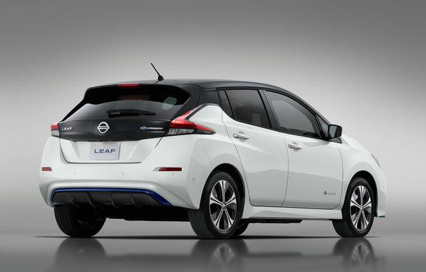 Nissan Leaf e+ Limited Edition: noua versiune are motor de 217 CP și autonomie de 385 km, dar este limitată la 5.000 de unități - Poza 7