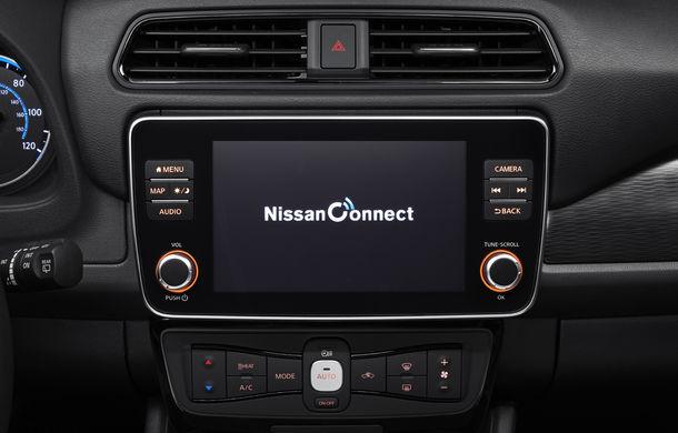 Nissan Leaf e+ Limited Edition: noua versiune are motor de 217 CP și autonomie de 385 km, dar este limitată la 5.000 de unități - Poza 12