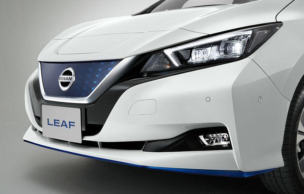 Nissan Leaf e+ Limited Edition: noua versiune are motor de 217 CP și autonomie de 385 km, dar este limitată la 5.000 de unități - Poza 9