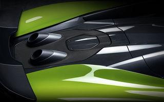 Primul teaser video cu viitorul supercar McLaren 600LT Spider: modelul debutează în 16 ianuarie