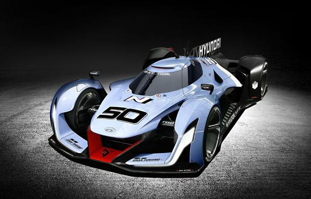 Hyundai N pregătește un model de performanță pe hidrogen: conceptul unui FCEV este așteptat la Detroit - Poza 1