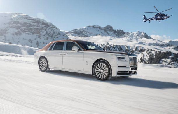 Rolls-Royce, cele mai mari vânzări în istoria de 115 ani: 4.107 unități în 2018 - Poza 1