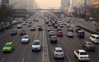 Vânzările de mașini au scăzut în China pentru prima oară după 1990: cea mai mare piață auto din lume, în cădere cu aproape 6% în 2018