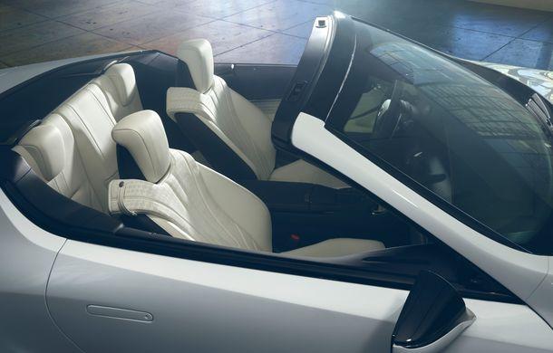 Primele imagini cu Lexus LC Convertible Concept: prototipul niponilor va fi expus la Detroit și anunță o versiune de serie - Poza 11