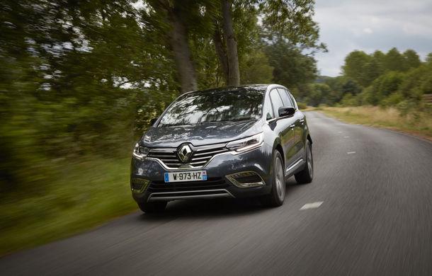 Renault Espace facelift va primi un design modern și motoare noi: lansarea ar putea avea loc în septembrie - Poza 1