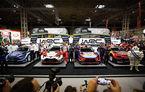 Campionatul Mondial de Raliuri 2019: constructorii au prezentat mașinile și echipajele cu care atacă cele 14 raliuri din calendar