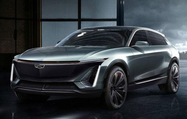 Primul Cadillac electric va fi un SUV: modelul va fi lansat până în 2021 - Poza 1