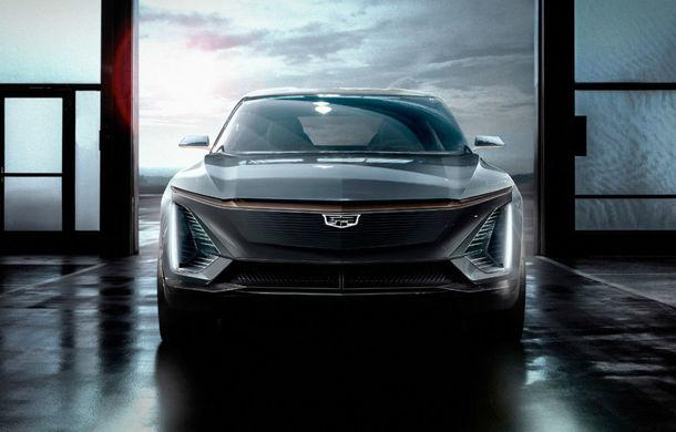 Primul Cadillac electric va fi un SUV: modelul va fi lansat până în 2021 - Poza 2