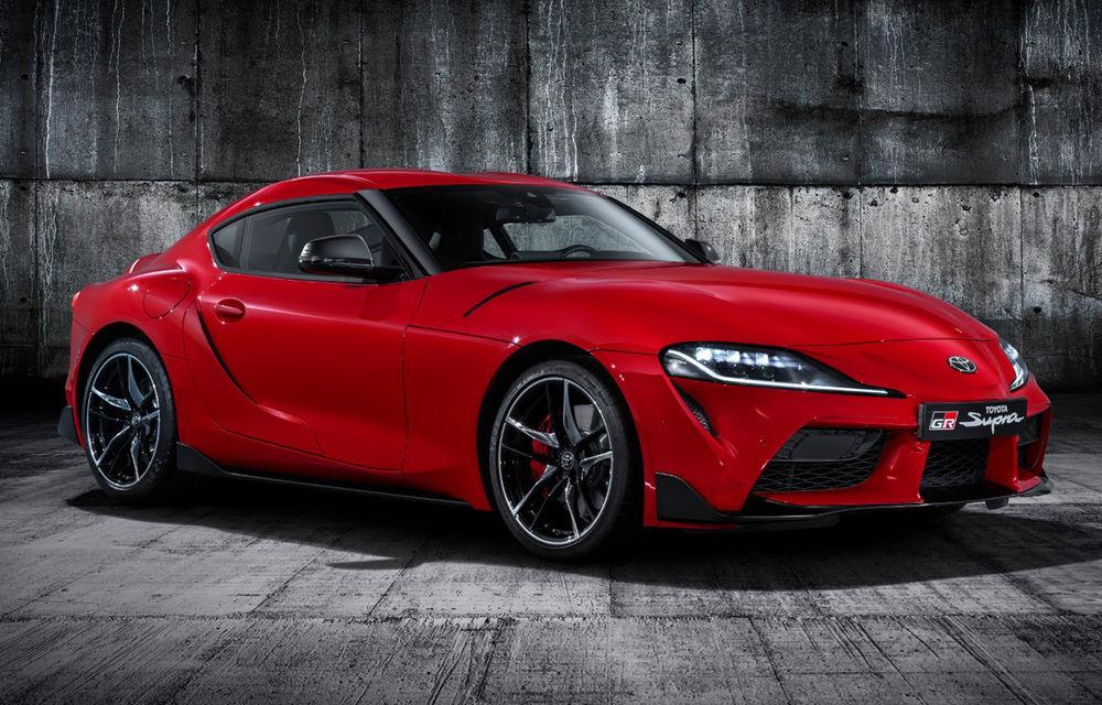 Noua generație Toyota Supra, imagini și detalii oficiale: versiunea de top are 340 CP și accelerează de la 0 la 100 km/h în 4.3 secunde - Poza 1