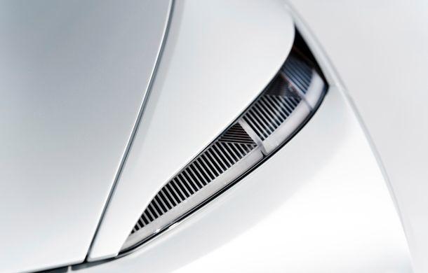 Noi imagini oficiale cu Infiniti QX Inspiration: conceptul prefigurează lansarea unui crossover electric - Poza 27