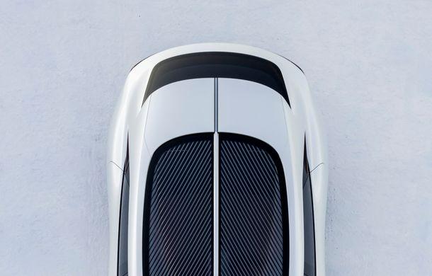 Noi imagini oficiale cu Infiniti QX Inspiration: conceptul prefigurează lansarea unui crossover electric - Poza 9