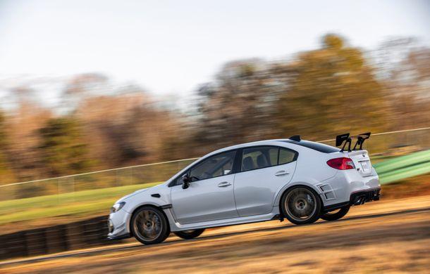 Cel mai puternic Subaru de serie a debutat la Detroit: STI S209 are 341 CP și va fi produs exclusiv pentru piața din SUA - Poza 17
