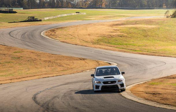 Cel mai puternic Subaru de serie a debutat la Detroit: STI S209 are 341 CP și va fi produs exclusiv pentru piața din SUA - Poza 8