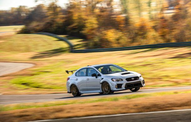 Cel mai puternic Subaru de serie a debutat la Detroit: STI S209 are 341 CP și va fi produs exclusiv pentru piața din SUA - Poza 9