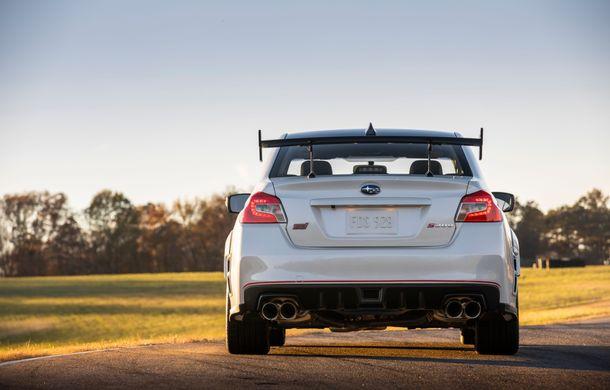 Cel mai puternic Subaru de serie a debutat la Detroit: STI S209 are 341 CP și va fi produs exclusiv pentru piața din SUA - Poza 24