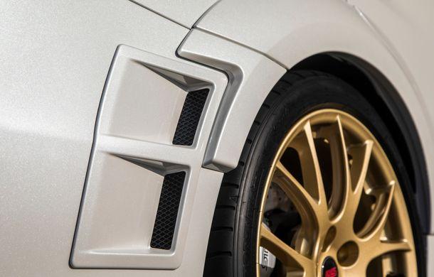 Cel mai puternic Subaru de serie a debutat la Detroit: STI S209 are 341 CP și va fi produs exclusiv pentru piața din SUA - Poza 28