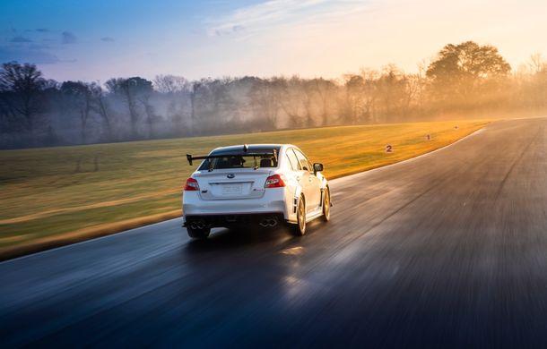 Cel mai puternic Subaru de serie a debutat la Detroit: STI S209 are 341 CP și va fi produs exclusiv pentru piața din SUA - Poza 20