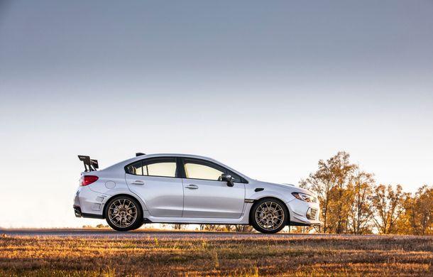Cel mai puternic Subaru de serie a debutat la Detroit: STI S209 are 341 CP și va fi produs exclusiv pentru piața din SUA - Poza 19