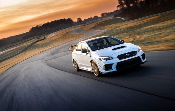 Cel mai puternic Subaru de serie a debutat la Detroit: STI S209 are 341 CP și va fi produs exclusiv pentru piața din SUA - Poza 13