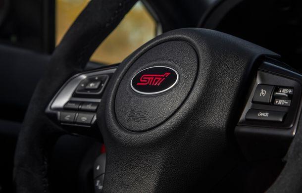 Cel mai puternic Subaru de serie a debutat la Detroit: STI S209 are 341 CP și va fi produs exclusiv pentru piața din SUA - Poza 35