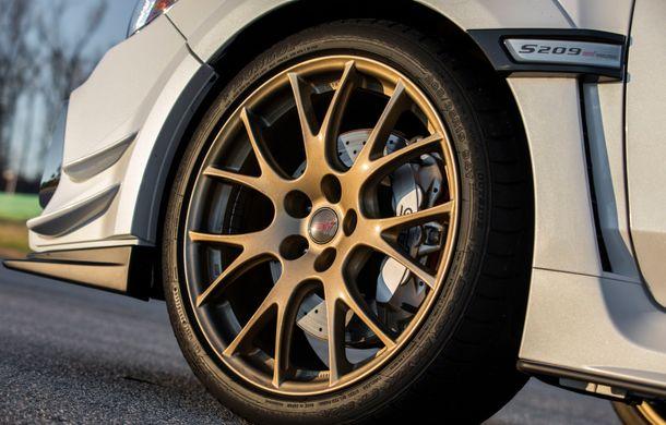 Cel mai puternic Subaru de serie a debutat la Detroit: STI S209 are 341 CP și va fi produs exclusiv pentru piața din SUA - Poza 33