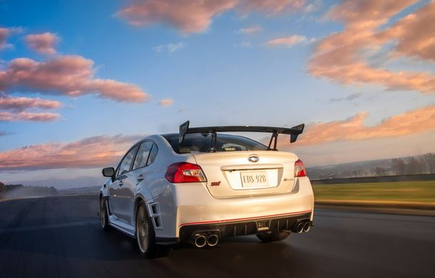 Cel mai puternic Subaru de serie a debutat la Detroit: STI S209 are 341 CP și va fi produs exclusiv pentru piața din SUA - Poza 23