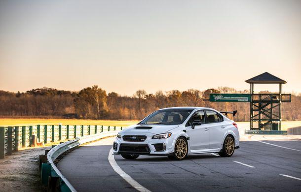 Cel mai puternic Subaru de serie a debutat la Detroit: STI S209 are 341 CP și va fi produs exclusiv pentru piața din SUA - Poza 2