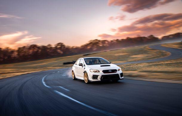 Cel mai puternic Subaru de serie a debutat la Detroit: STI S209 are 341 CP și va fi produs exclusiv pentru piața din SUA - Poza 7