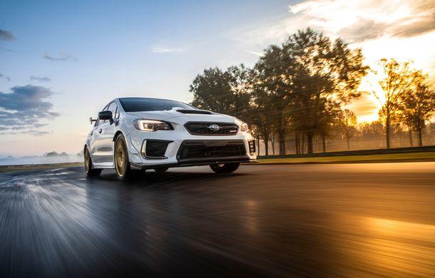 Cel mai puternic Subaru de serie a debutat la Detroit: STI S209 are 341 CP și va fi produs exclusiv pentru piața din SUA - Poza 10