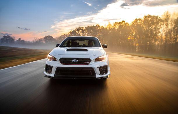 Cel mai puternic Subaru de serie a debutat la Detroit: STI S209 are 341 CP și va fi produs exclusiv pentru piața din SUA - Poza 11
