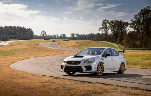 Cel mai puternic Subaru de serie a debutat la Detroit: STI S209 are 341 CP și va fi produs exclusiv pentru piața din SUA - Poza 16