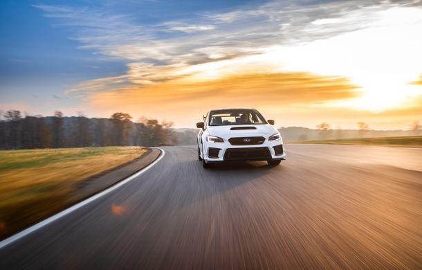 Cel mai puternic Subaru de serie a debutat la Detroit: STI S209 are 341 CP și va fi produs exclusiv pentru piața din SUA - Poza 14